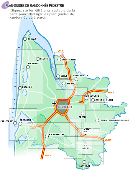 Telecharger Les Cartes Des Sentiers Vtt De Gironde Rando Vtt 33